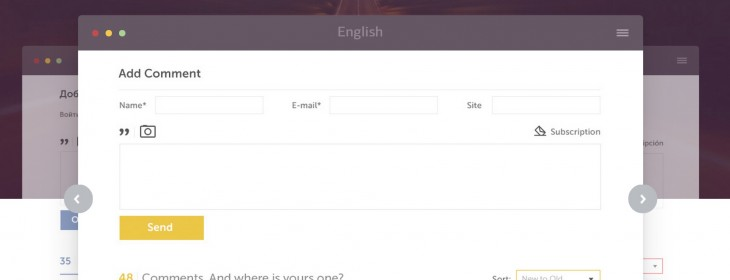De:comments revamps and revives the native WordPress commenting system