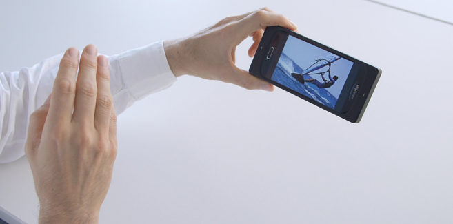 Elliptic Labs Launches Ultra-Fast Touchless Mobile Gesturing
