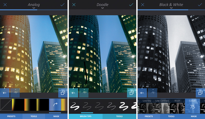enlight leaps into the crowded ios photo editor market