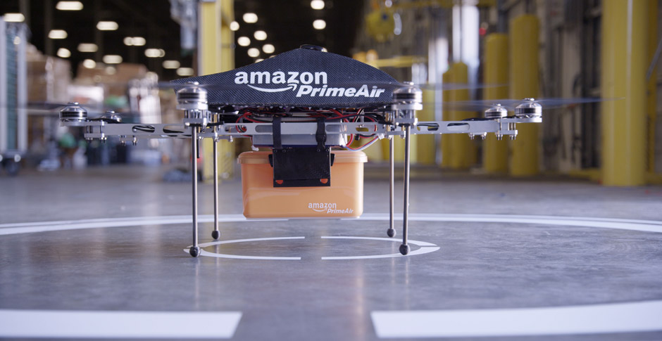 Amazon Can Now Legally Experiment With Drone Delivery