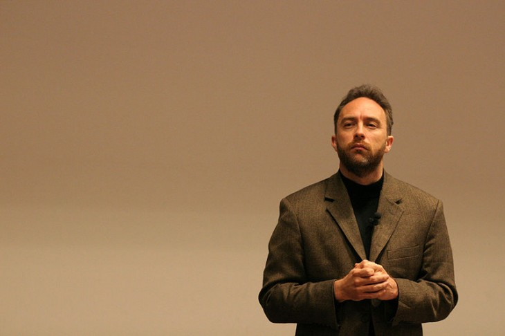 Jimmy Wales: The next billion people are coming online quicker than anyone thought