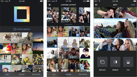 Hands-on: Instagram's new Layout collage app for iOS is quick and easy, but lacks that 'wow' ...