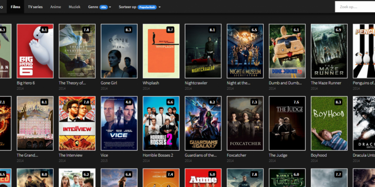 Nacho Time is Popcorn Time for your browser and it's already in trouble