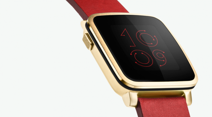 Pebble's CEO isn't worried about Apple Watch because it's 'lacking'