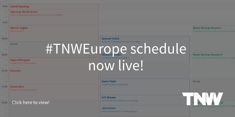 schedule blogpost