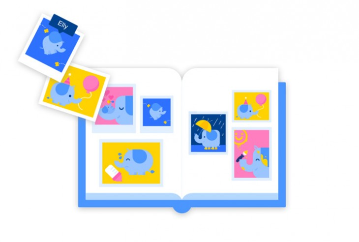 Facebook's new Scrapbook tool makes it easy to collect all your kids' photos in one place ...