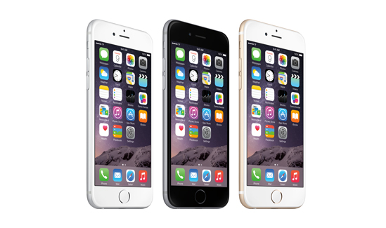 Cook: iPhone 6 sales grew at 'double the industry rate'