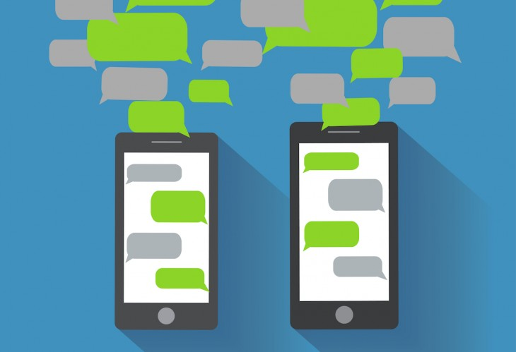 What types of companies are using SMS?