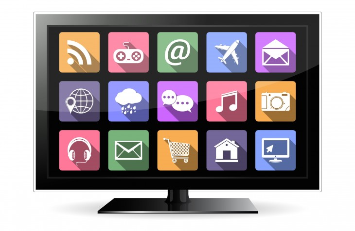 Pushing apps on television: The new way of old advertising