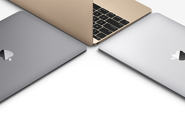Win Apple's gorgeous new MacBook