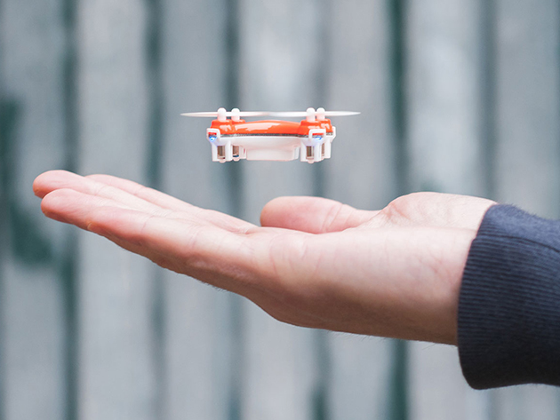 The SKEYE Nano Drone is back in stock! 41% off at TNW Deals