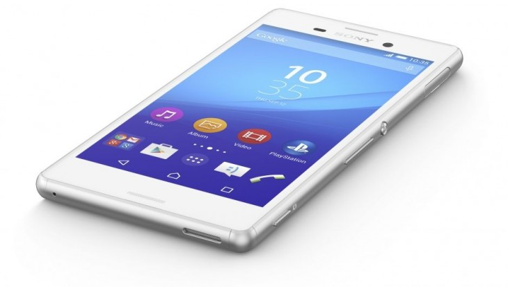 Hands-on with the Sony Xperia M4 Aqua: Unassuming mid-range phone with high-end features