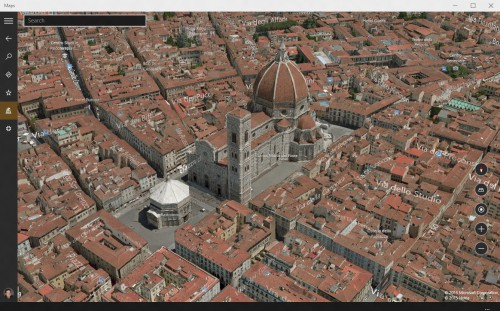 Microsoft Shows Off New Maps App For Windows Phones - Best aerial maps