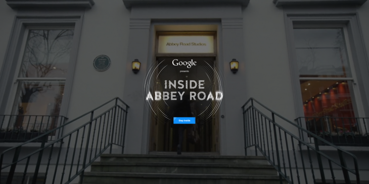 5 things you shouldn't miss in Google's virtual tour of Abbey Road's famous music studios ...