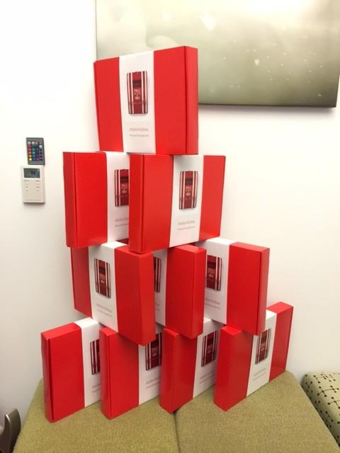 Adobe Kickbox Boxes