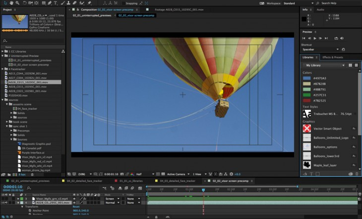 After-Effects-Creative-Cloud-Libraries