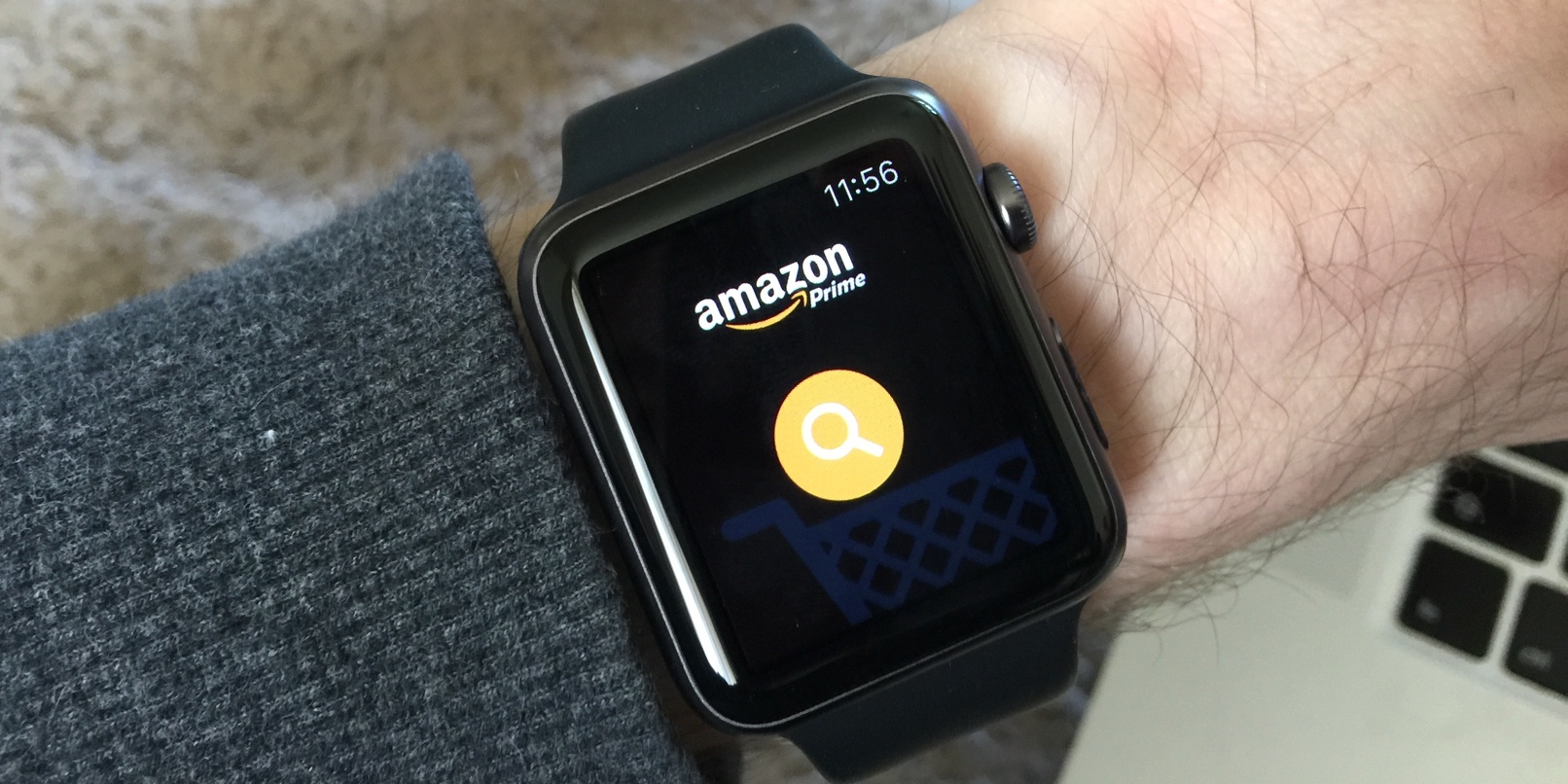 The Apple Watch is the Simplest Way to Buy from Amazon Yet.