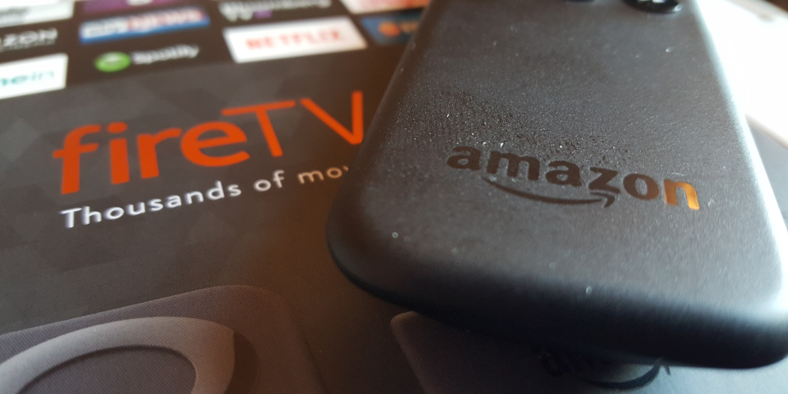 Roku Killer? Amazon's Fire TV Stick Now Available in the UK