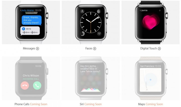Apple Watch Tours Again