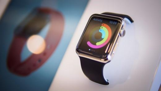 Apple Watch Activity Fitness