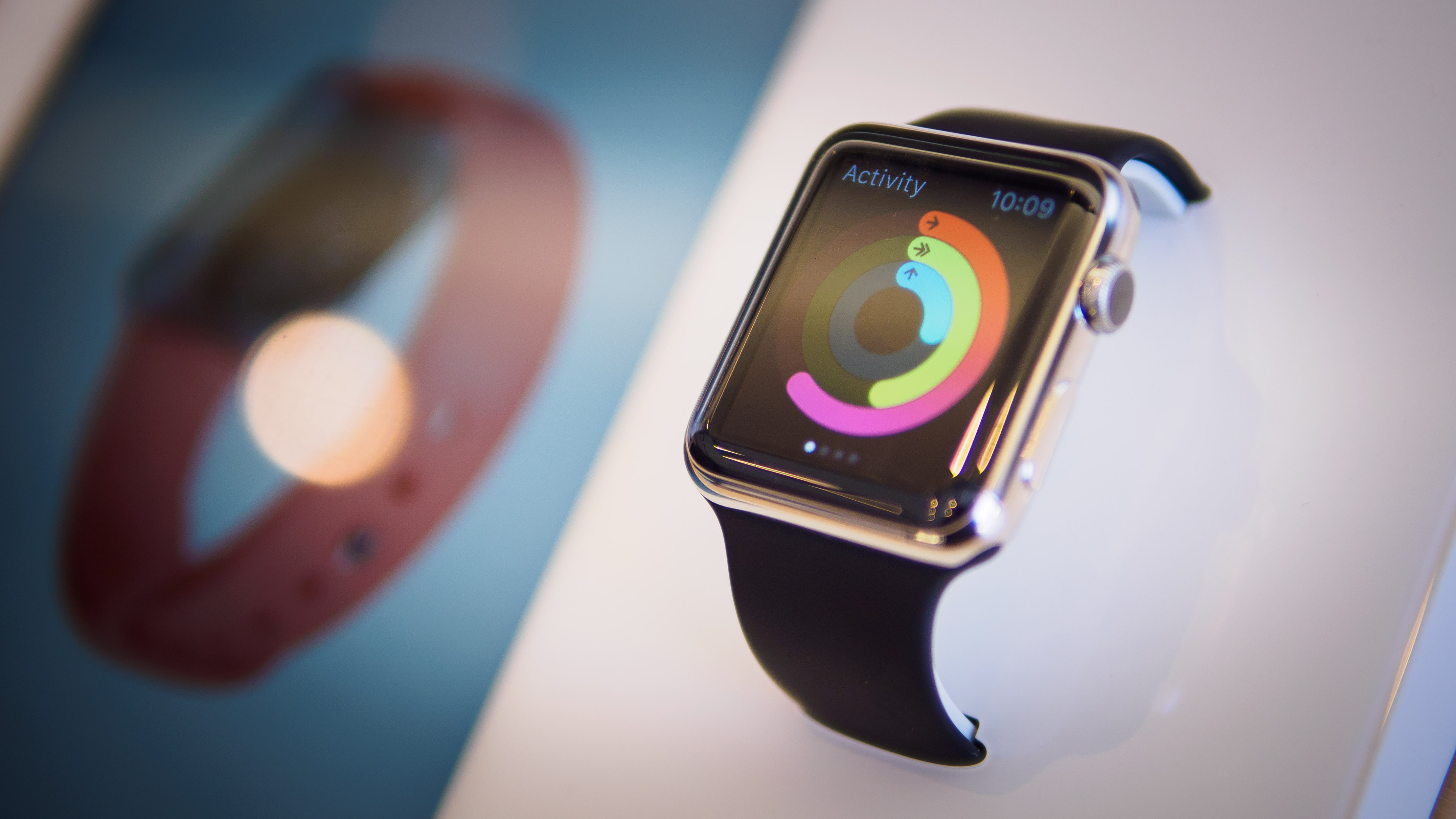 The Apple Watch Might Be Able to Measure Blood Oxygen