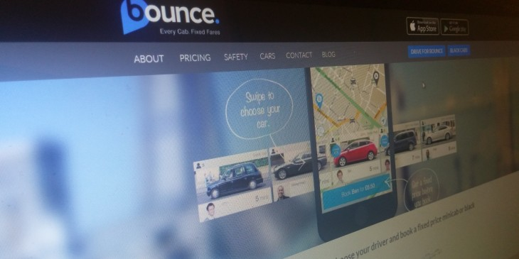 Bounce's London taxi app shows promise but needs more drivers and lower fares