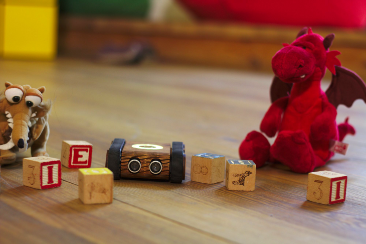 How Codie's robotic toy teaches kids the principles of coding