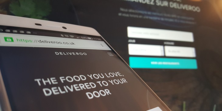 Deliveroo expands its food delivery service to France and Germany