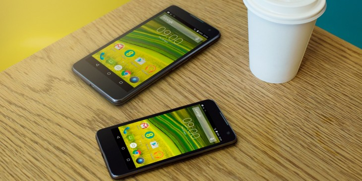 EE introduces new own-brand devices, including £200 5.2″ full HD 'Harrier' smartphone ...