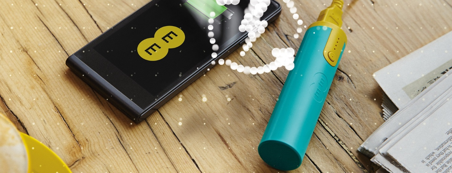 EE's Power Bar Scheme Gives You a New Portable Charger Whenever You Need