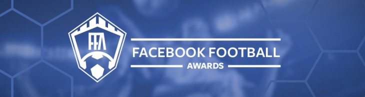 Facebook's first Football Awards let you vote for the best players, clubs and managers of the season ...