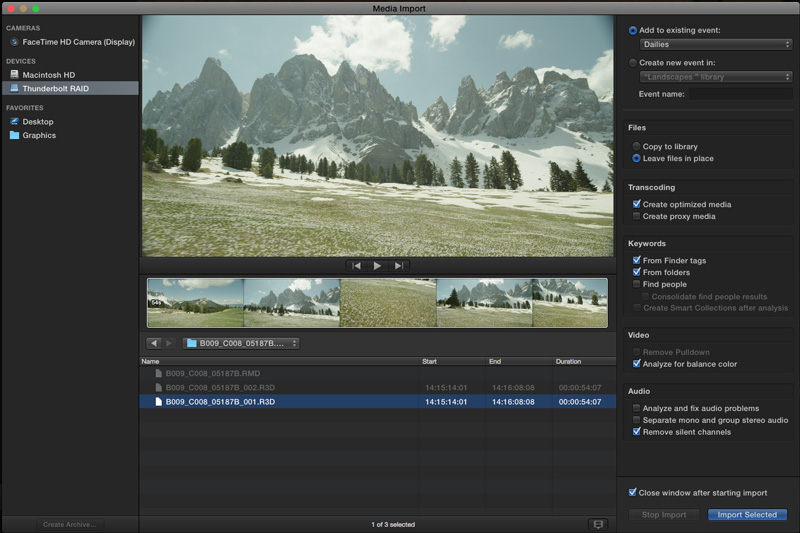 Apple Updates Final Cut Pro and Companion Video Apps