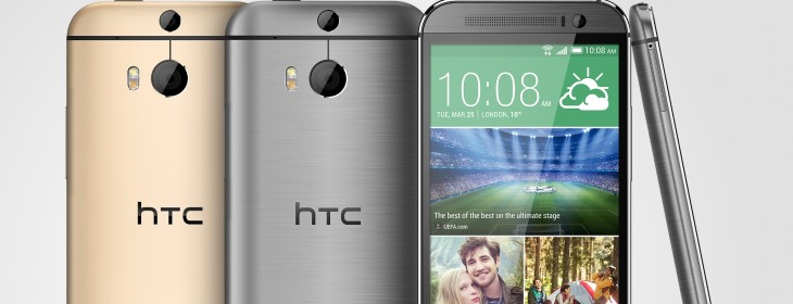 HTC launches One M8s, which is just like the One M8 and One M9 (and pretty similar to the One M7 too) ...