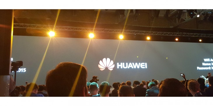 Huawei launches flagship 5.2″ Ascend P8 smartphone and 6.8″ P8max phablet