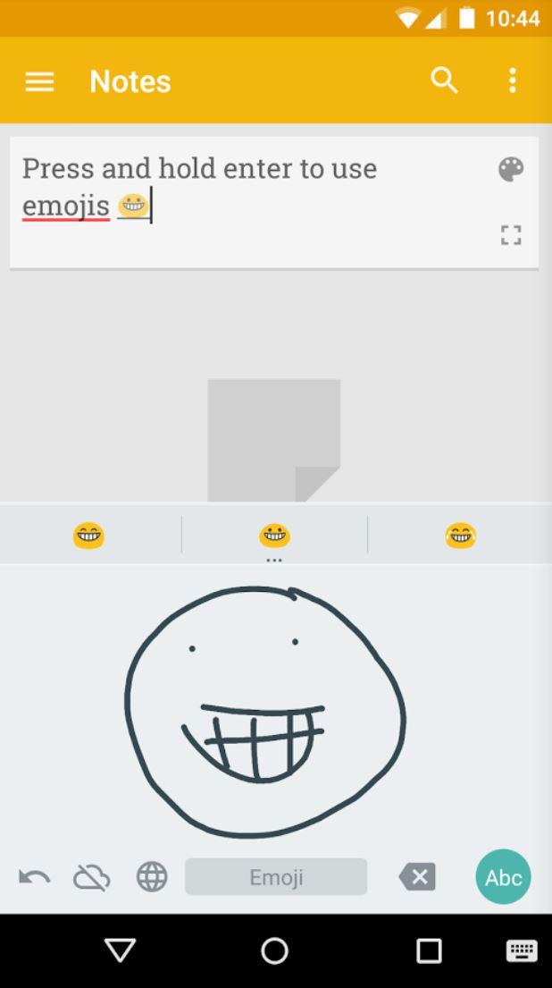 Handwriting Google 3