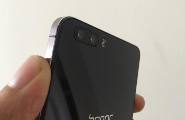 Honor 6 Plus camera