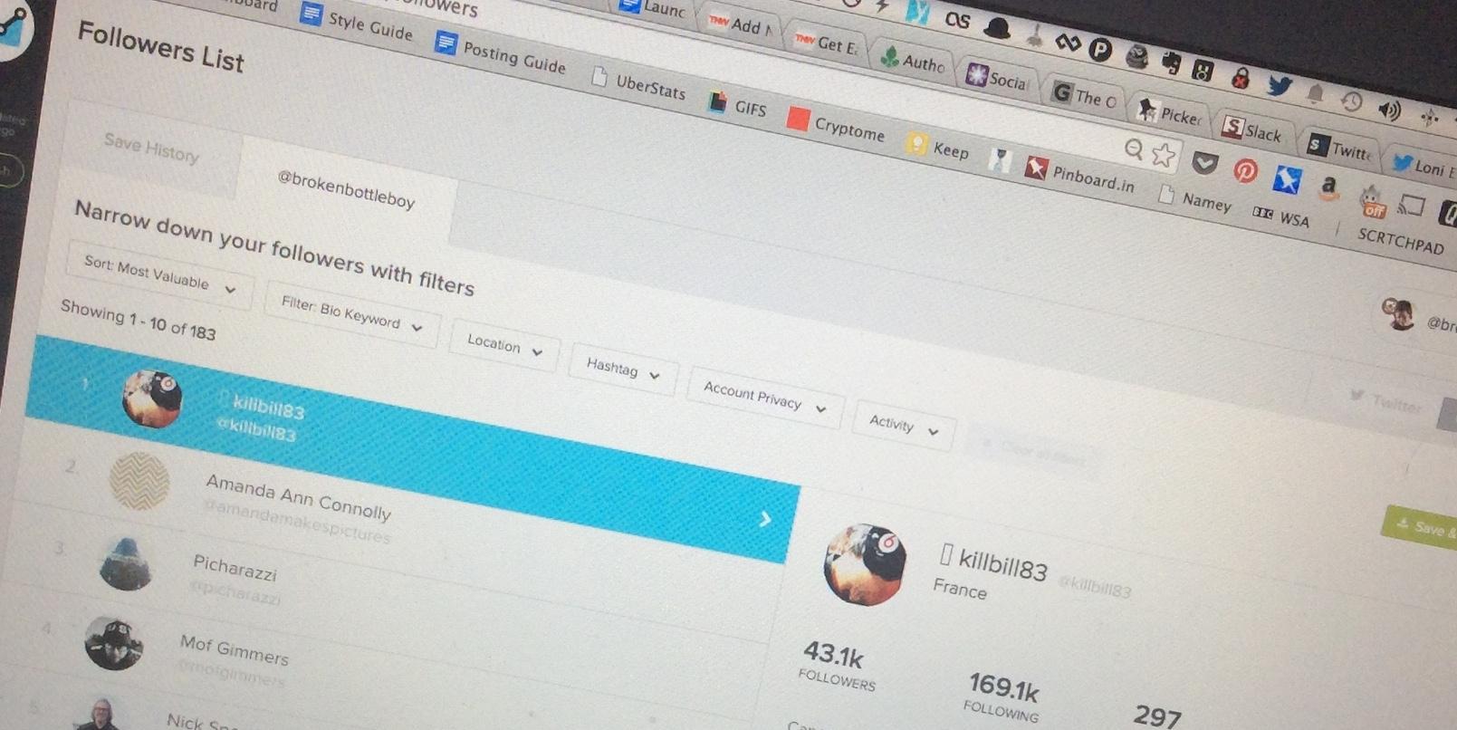 SocialRank Launches Instagram Analytics Tool