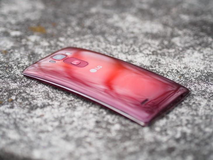 Review: LG's G Flex 2 makes me wish all big phones were curved