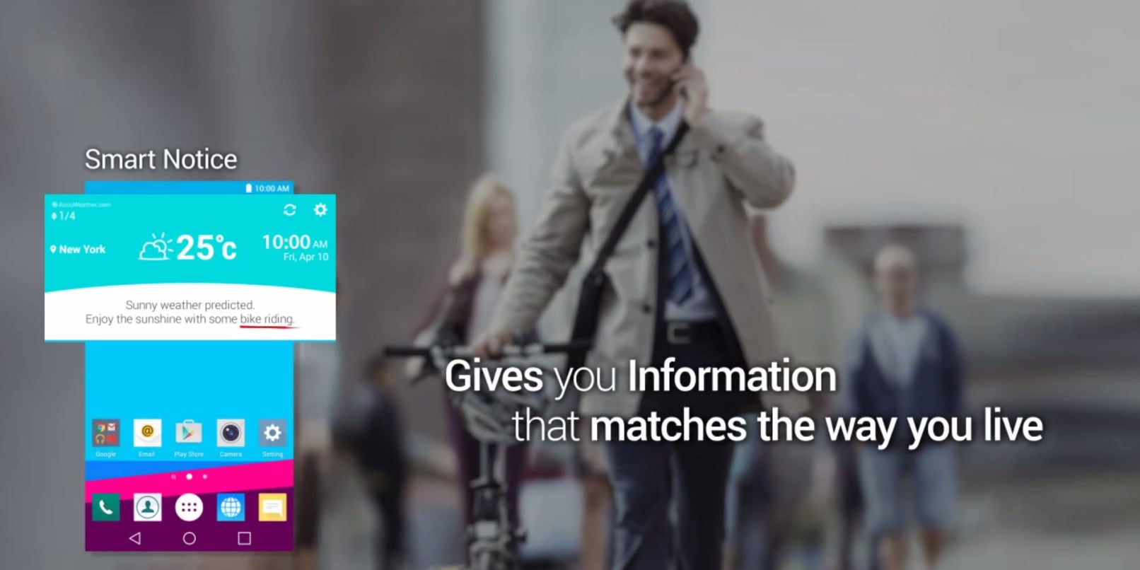 LG UX 4.0 Brings Manual Camera Mode, Intuitive Notifications