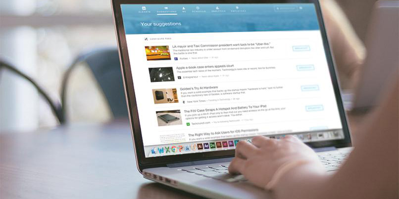 LinkedIn's launched a tool that prods employees to share company content