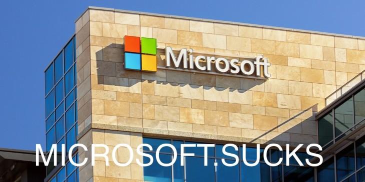 Microsoftsucks