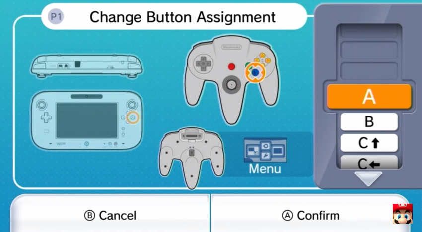 n64 and nintendo ds games available on wii u from today