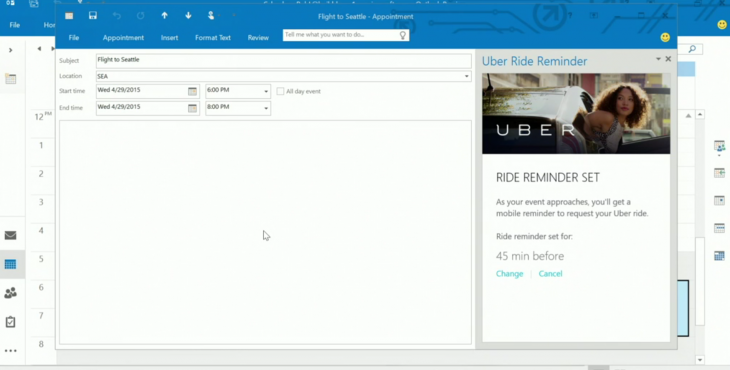Microsoft shows off Office Graph API's cross-platform integrations for Office 2016