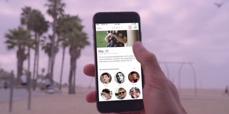 You can now judge people on Tinder by their Instagram photos