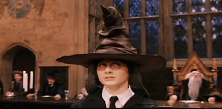 The Twitter Sorting Hat that picks your Harry Potter house and the bot builder behind it