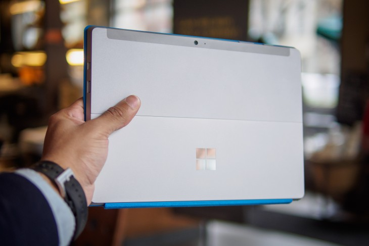 Surface 3-11