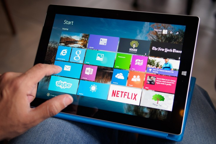 Surface 3-7