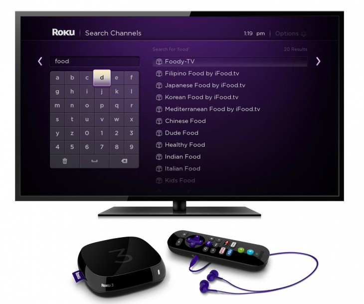 Roku Updates Streaming Players, Reveals New Search and Feed