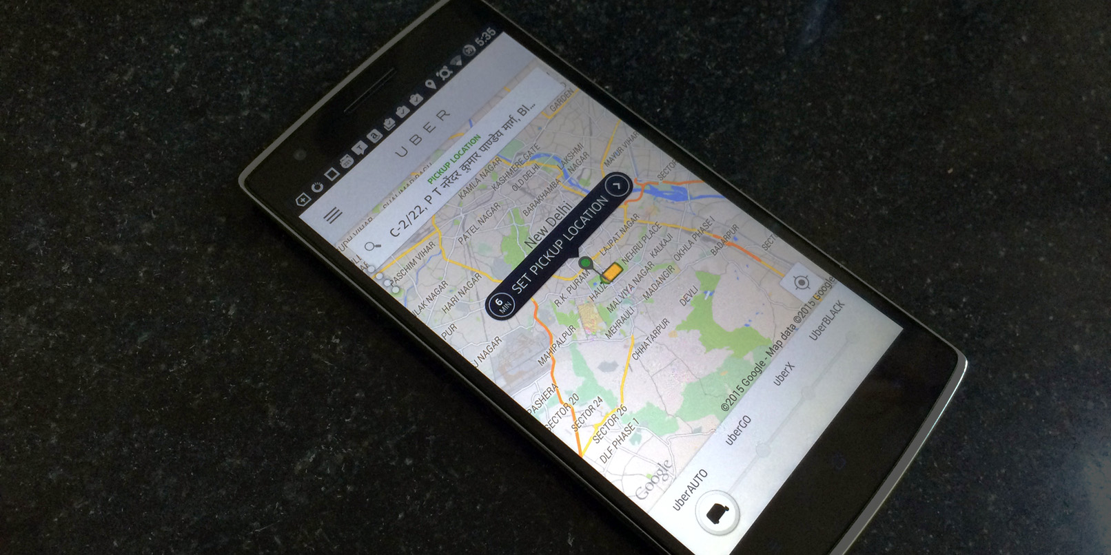 Uber faces FTC complaint over its plans to track you all the time