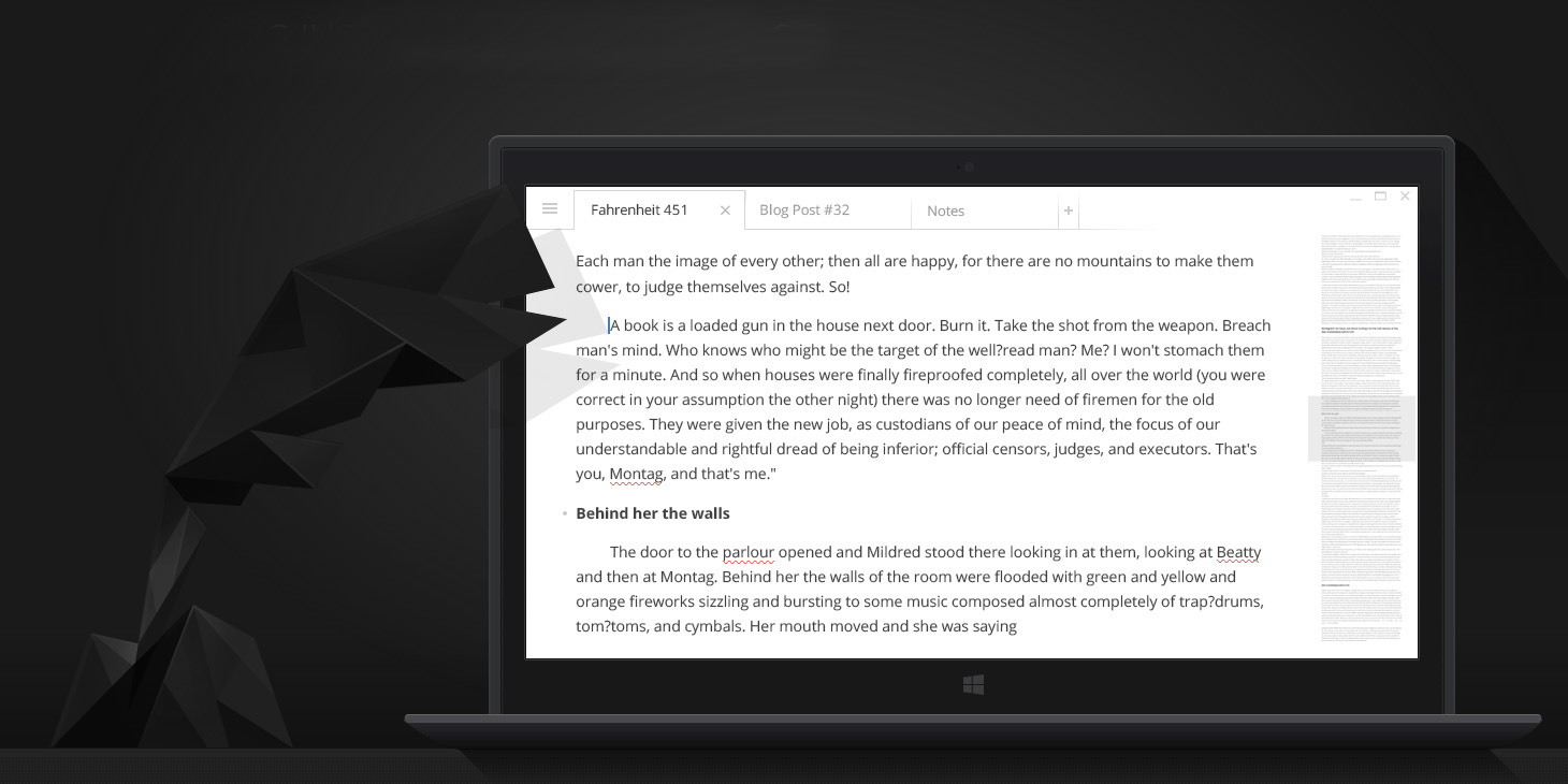 Write is My New Favorite Text Editor for Drafting Articles
